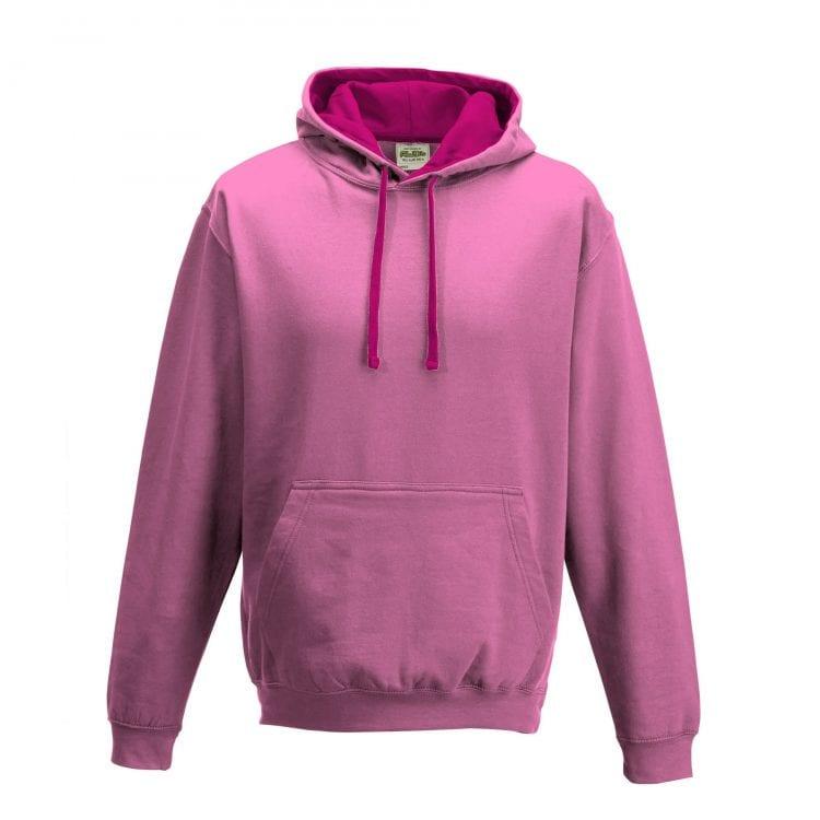 Candy floss pink // Hot pink