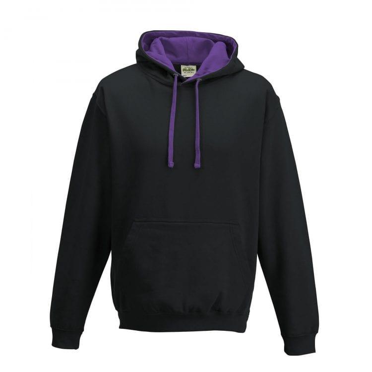 Jet black // Purple