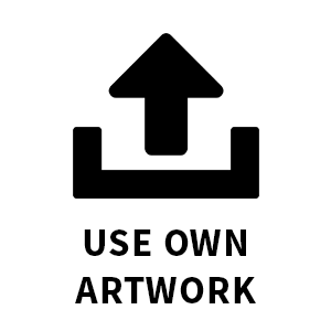 Use Own Artwork