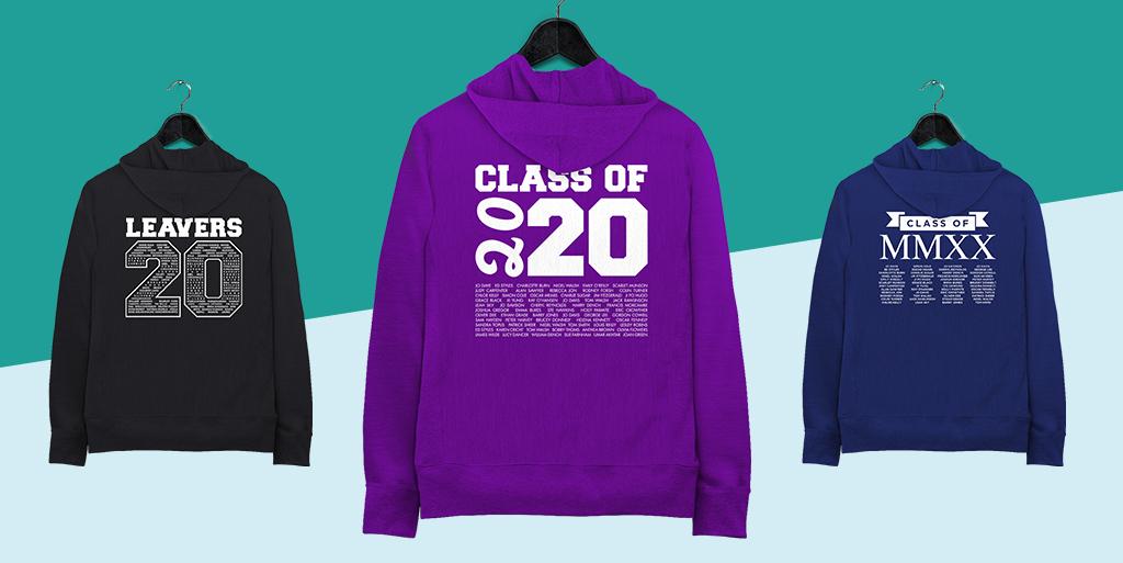 Win 20 Hoodies for Your School
