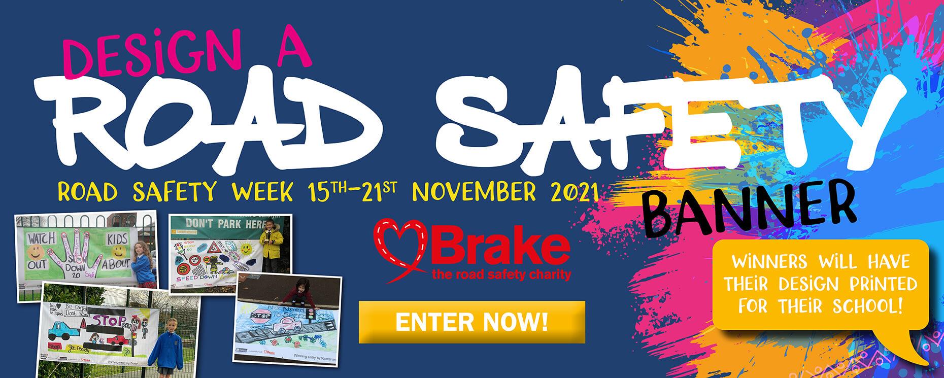BRAKE Road Safety Week